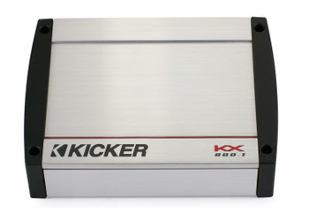Kicker KX-Series 800 Watt Class-D Monoblock Amplifier 40KX8001