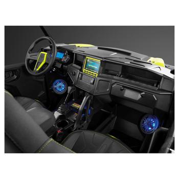 JL Audio Stealthbox® for 2016-Up Polaris General - One pair of MX650-CCX Speakers & Enclosures