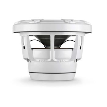 JL Audio M8W5-SG-WH: 8-Inch (200 mm) Marine Subwoofer Driver White Sport Grilles