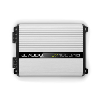 JL Audio JX1000/1D: Monoblock Class D Subwoofer Amplifier 1000 W