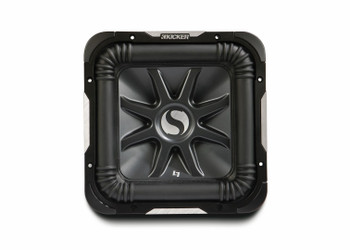 "Kicker 11S8L72 Bundle - Two Solobaric L7 8"" Dual 2-Ohm Subwoofers"