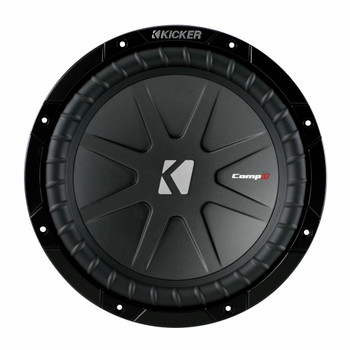 "Kicker for Dodge Ram Quad/Crew 02-15 - 10"" CompR in box W/ protective Grille"
