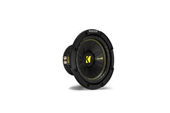 """Kicker CWCD84 CompC 8"""" Subwoofers Bundle Dual 4-Ohm Voice Coil"""
