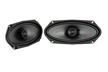 Kicker Speaker Bundle - Two pairs of Kicker 4x10 Inch KS-Series Speakers 44KSC41004