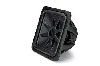 "Kicker 44L7S154 Solobaric L7 15"" Subwoofers Bundle - Dual 4-Ohm Voice Coils for wiring to a 1-ohm monoblock amplifier"