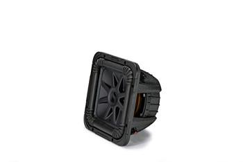 "Kicker 44L7S104 Solobaric L7 10"" Subwoofers Bundle - Dual 4-Ohm Voice Coils for wiring to a 1-ohm monoblock amplifier"