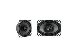 Kicker Speaker Bundle - Two pairs of Kicker 4x6 Inch KS-Series Speakers 44KSC4604