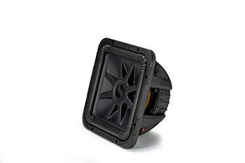 "Kicker 44L7S124 Solobaric L7 12"" Subwoofers Bundle - Dual 4-Ohm Voice Coils for wiring to a 1-ohm monoblock amplifier"