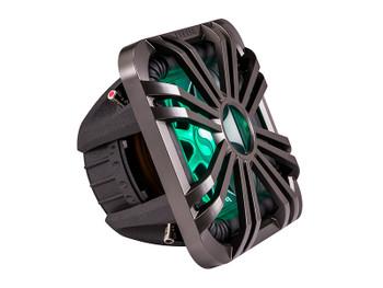 "Kicker 44L7S104 L7S 10"" Dual 4-Ohm Subwoofer & LED Charcoal Grill"