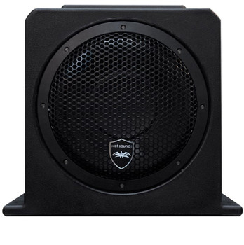 "Wet Sounds Package - Black Stealth 6 Ultra HD Sound Bar w/ Remote and AS-10 10"" 500 Watt Powered Stealth Subwoofer"