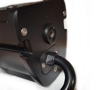"Wet Sounds Refurbished Stealth 10 Ultra V2 Black + UTV Mounting Kit, Slider bracket and Round 1.75"" Tube clamp"