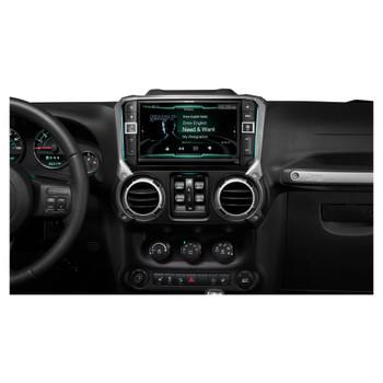Alpine X209-WRA 9-Inch All-weather Restyle Dash System for Jeep Wrangler (2011-2018 JK)