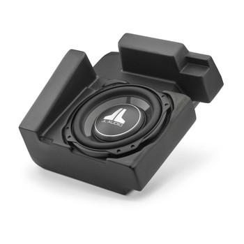 JL Audio Stealthbox® Bundle - Speaker Pods & Subwoofer for 2016+ Yamaha YXZ1000R - SB-Y-YXZ1SPKR/MX650 & SB-Y-YXZ1/10TW3