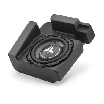 JL Audio Stealthbox® Bundle - Speaker Pods, Subwoofer & MX600/3 Amp for 2016+ Yamaha YXZ1000R