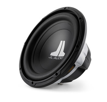 JL Audio (2)12w0v3-4 Subwoofers with JX500/1D Bass Package