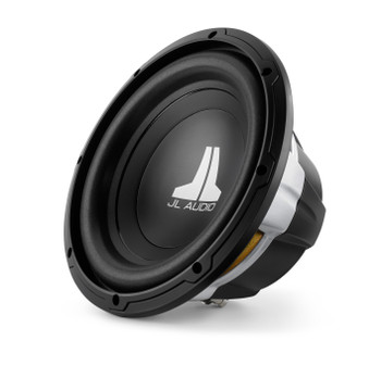 JL Audio 10w0v3-4 with truck box and JX250/1 Bass Package
