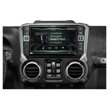 "Alpine Restyle X209-WRA 9"" GPS, DVD, CD, Radio, Receiver & Included KAC-001 Accessory Controller"