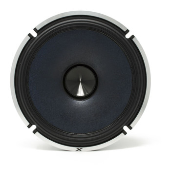 Alpine X-S65C Bundle - Two pairs of X-Series 6.5 Inch Component 2-Way Speakers