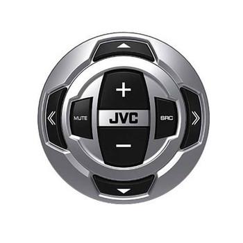 JVC Marine Receiver KD-R85MBS w/ JVC RM-RK62M Remote Receiver bundle