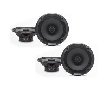 """Alpine SPE-6000 6-1/2"""" Coaxial 2-Way Speaker Set Bundle"""
