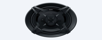 "Sony DSX-A405BT Bluetooth, USB, AUX Receiver, a pair of XS-FB1630 6.5"" Speakers, and a pair of XS-FB6930 6x9"" Speakers"