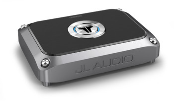 JL Audio VX400/4i 4-channel Class D Amplifier with integrated DSP, 100 Watts x 4 @ 2 ohm / 75W x 4 @ 4 ohm - 14.4V
