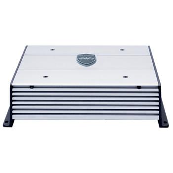 Wet Sounds HTX1 Package: 650 Watt Subwoofer Amplifier & Stinger 7-Meter 4-Gauge Amplifier Wiring Kit w/ RCAs