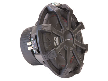 """Kicker 43CWR10G 10"""" Grille made for Kicker CompR Subwoofers."""