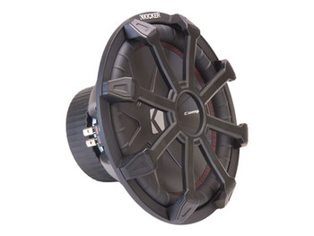 """Kicker 43CWR8G 8"""" Grille made for Kicker CompR Subwoofers12"""