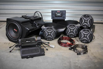 Polariz RZR XP 1000 Complete SSV Works 5 Speaker Plug-And-Play System