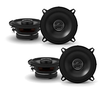 "Alpine S-S50 5.25"" Speaker Bundle - Two Pairs of 5.25"" S-Series S-S50 2-Way Coaxial Speakers"