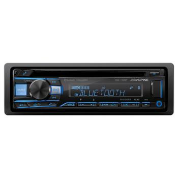 Alpine CDE-172BT CD Receiver with Bluetooth® Wireless Technology