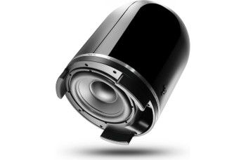 Focal DOME51P - Dôme 5.1 Home Theater Speaker System. 5 Polyglass Satellites & Dôme Sub - Black