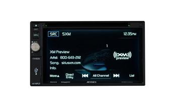 Jensen Refurbished VX4025 A/V Receiver w/ DVD | Bluetooth | SirusXM-Ready | Pandora | USB | SD Card | AV Input