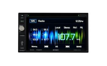 Jensen Refurbished VX4022 A/V Receiver w/ DVD | Bluetooth | SirusXM-Ready | Pandora | HDMI | USB | SD Card | AV Input