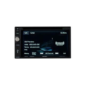 Jensen VX4025 Refurbished A/V Receiver w/ DVD, Bluetooth, and includes SiriusXm SXV300 Tuner