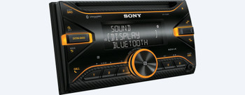 Sony Refurbished WX-920BT Double DIN CD Receiver with BLUETOOTH Wireless Technology