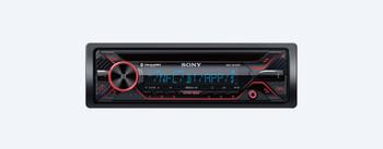Sony MEX-XB120BT High-Power Bluetooth CD Receiver with SiriusXM Satellite Radio Tuner