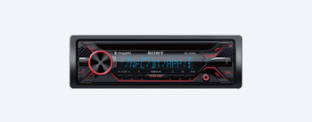 Sony MEX-XB120BT High-Power Bluetooth CD Receiver with SiriusXM Satellite Radio Tuner