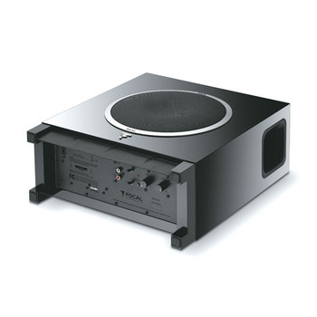 Focal Sub Air Flat Bass Reflex Subwoofer w/ Integrated 150W BASH Amplifier