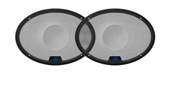 """Alpine KTE-S69G 6x9"""" S-Series Speaker Grill"""