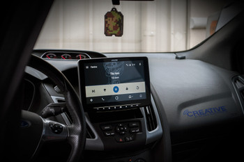 Alpine iLX-F309 HALO9 Receiver w/ 9-inch Touch Screen, Single-DIN Mounting, Includes SWI-RC and SiriusXM Tuner