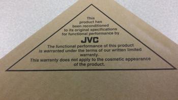 JVC Refurbished KD-R860BT Single DIN Bluetooth In-Dash CD/AM/FM Receiver w/ Pandora & iHeartRadio Support