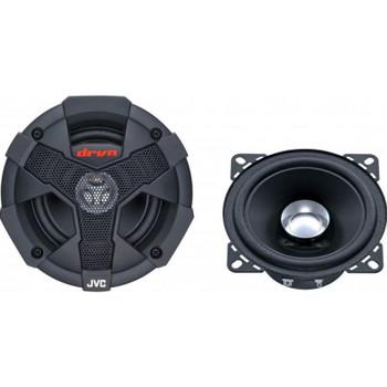 """JVC CSV418 4"""" 2-Way DRVN Series Dual Cone Car Speakers (Pair)"""