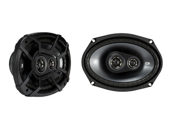 """Kicker For Late 90s Early 2000s GM Coupes & Sedans. A pair of 43CSC464 4x6"""" Speakers & a pair of 43CSC6934 6x9""""s"""