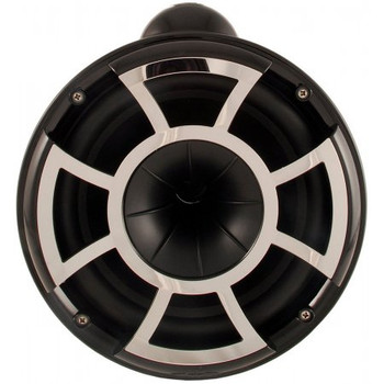 "Wet Sounds 8"" Black Tower System: Two pairs of REV8B-X 8"" Tower speakers & SYN2 700 Watt Amplifier"