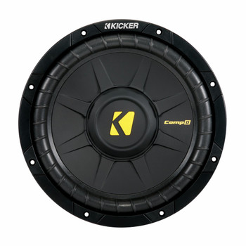 "Kicker for Dodge Ram Quad / Crew Cab 02-15 -  10"" Comp D Subs under-seat w/ Kicker Grilles"