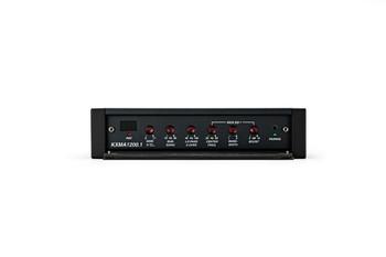 Kicker KXMA12001 KXMA1200.1 1200-Watt Mono Class D Subwoofer Amplifier