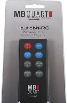 MB Quart N1-RC   Wireless RF LED light remote control