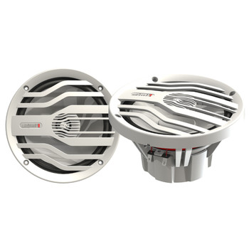 MB Quart NK2-116W White 2-way coaxial NAUTIC speaker for marine and power sports applications (Pair)